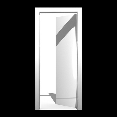 Chafik design door