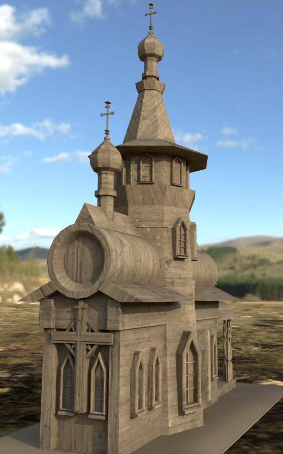 Joseph moniz church002f