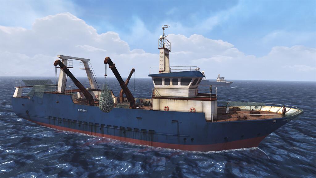 Justin wildhorn coast guard ship 06