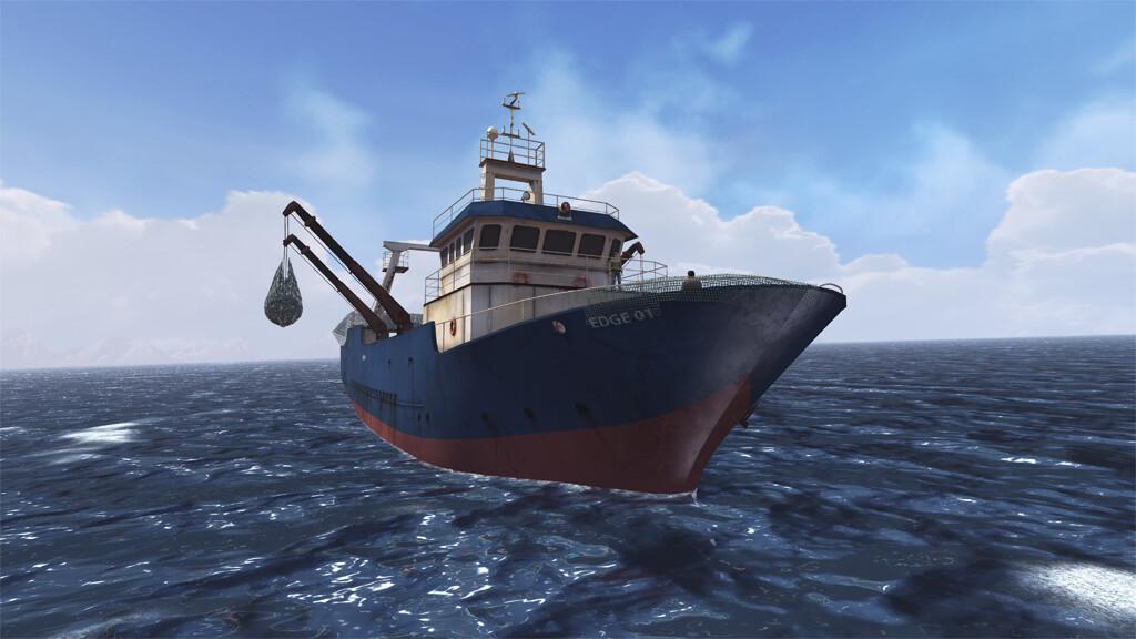 Justin wildhorn coast guard ship 07
