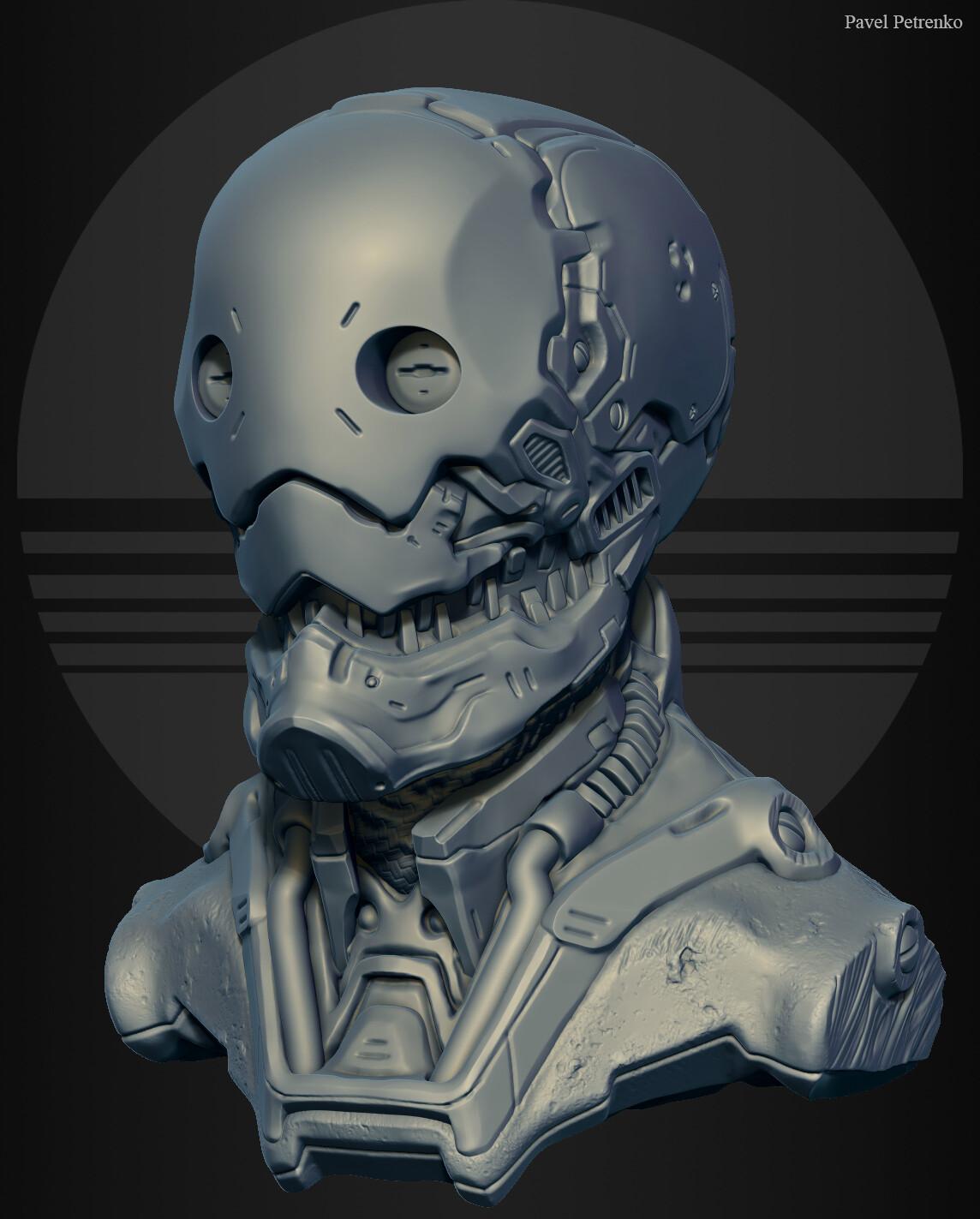 Pavel petrenko cyborg2