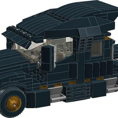 Dean arias blacktron semi truck 8807654539 o