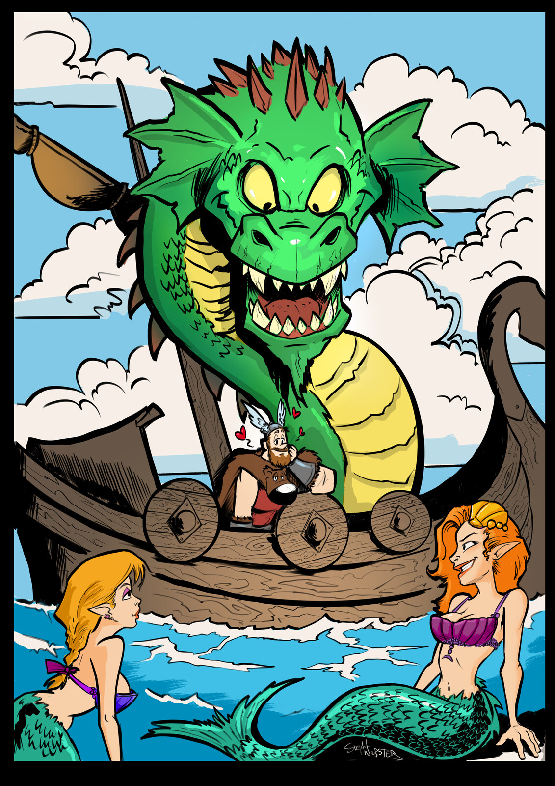 The Danger of Mermaids