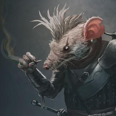 Sax irfan mouse warrior
