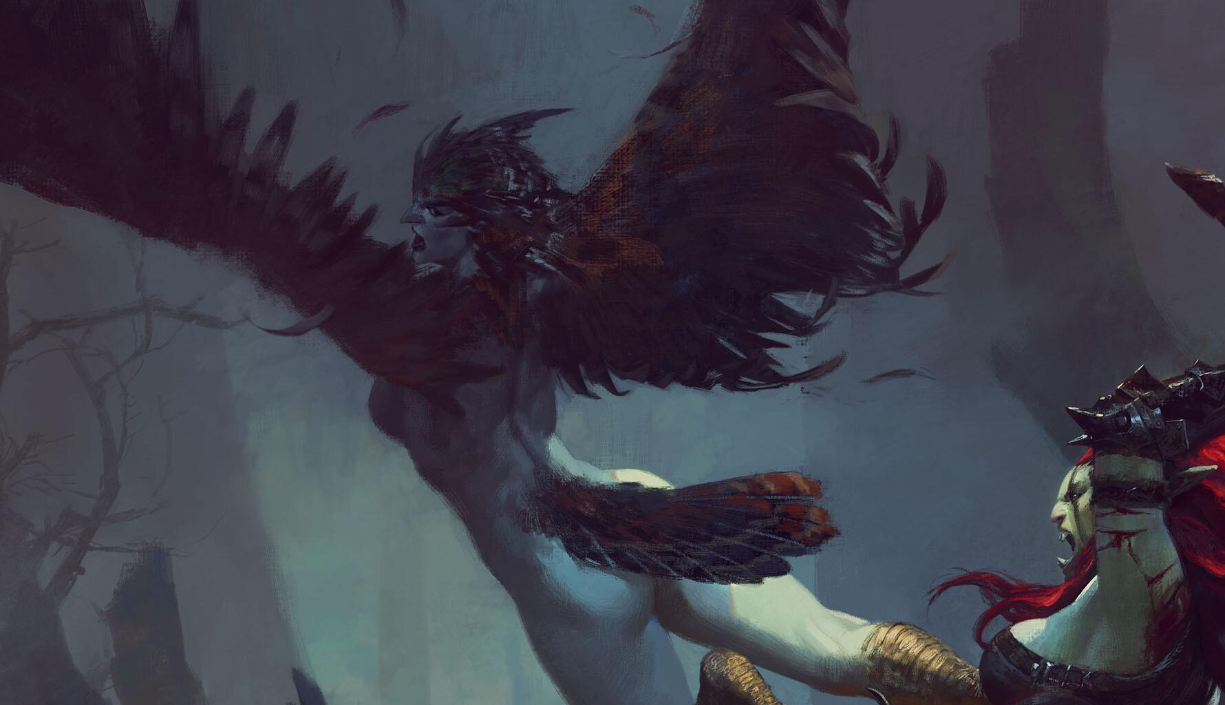 Bayard wu fighting in the harpy nest p01