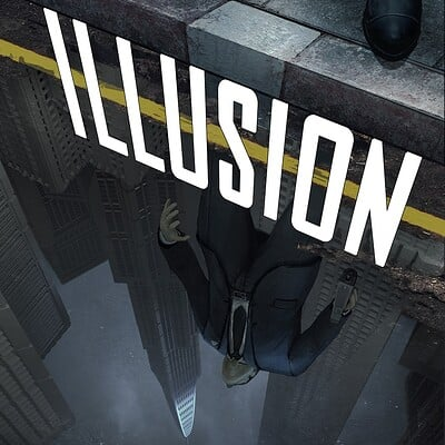 Illusion Book Cover