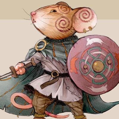 Rachel saunders mousewarrior32