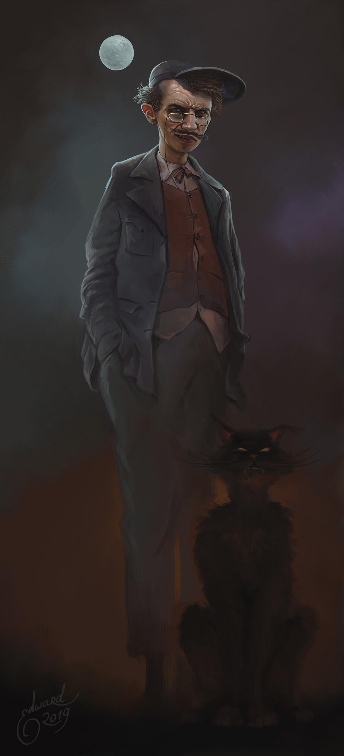 Edward halmurzaev