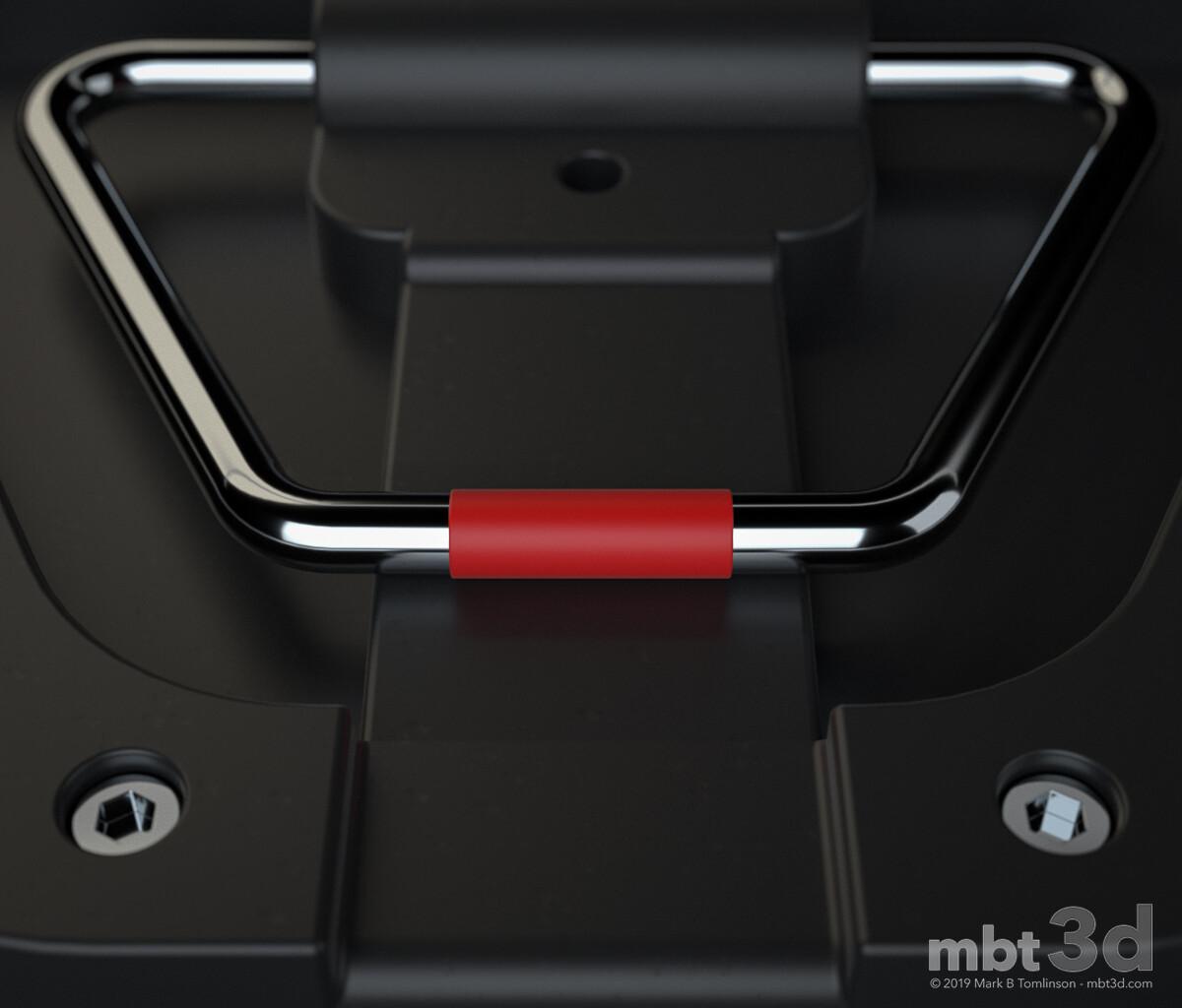 Handle BX1:
