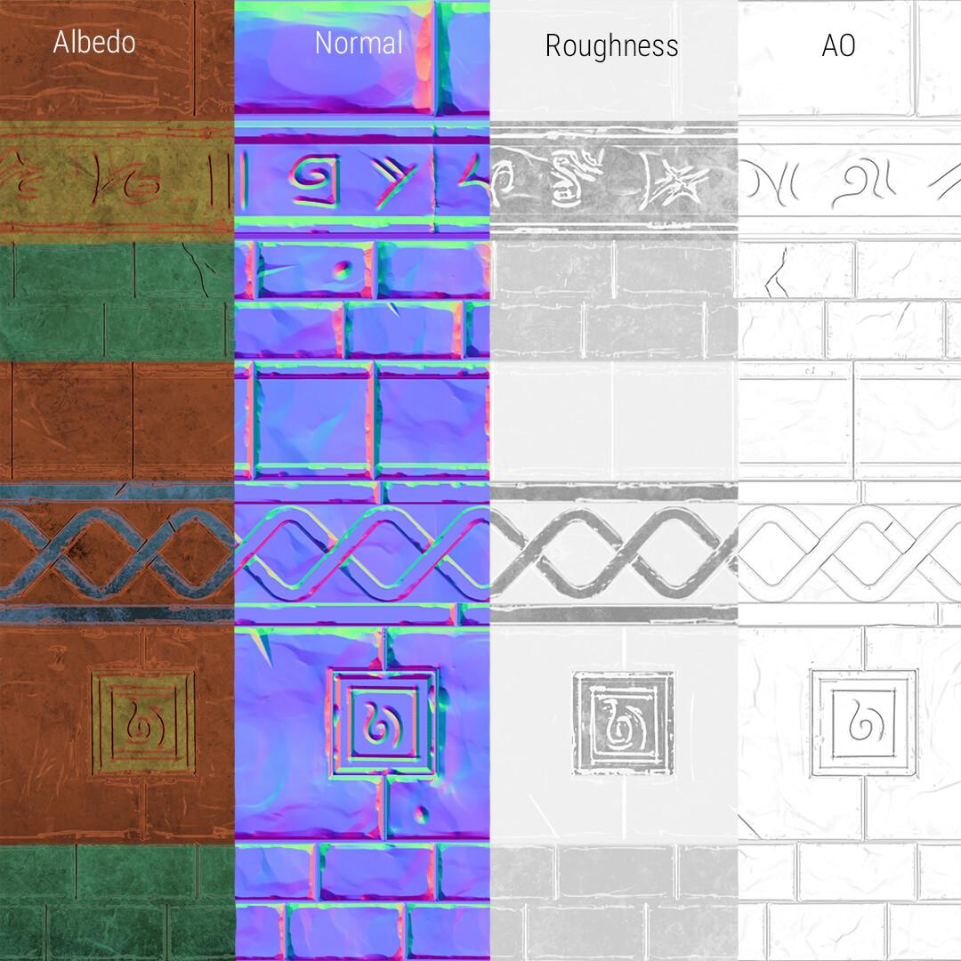 Markus pichler stylizedwall texturemapszeichenflache 1 kopie 2