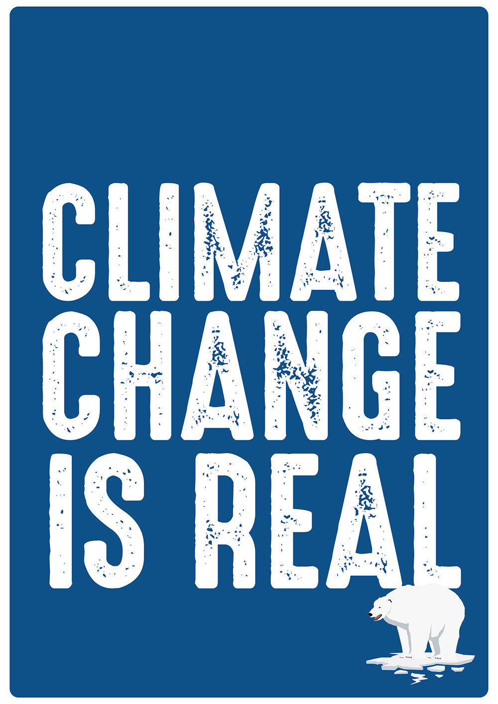 Rajesh r sawant climate change poster2 01