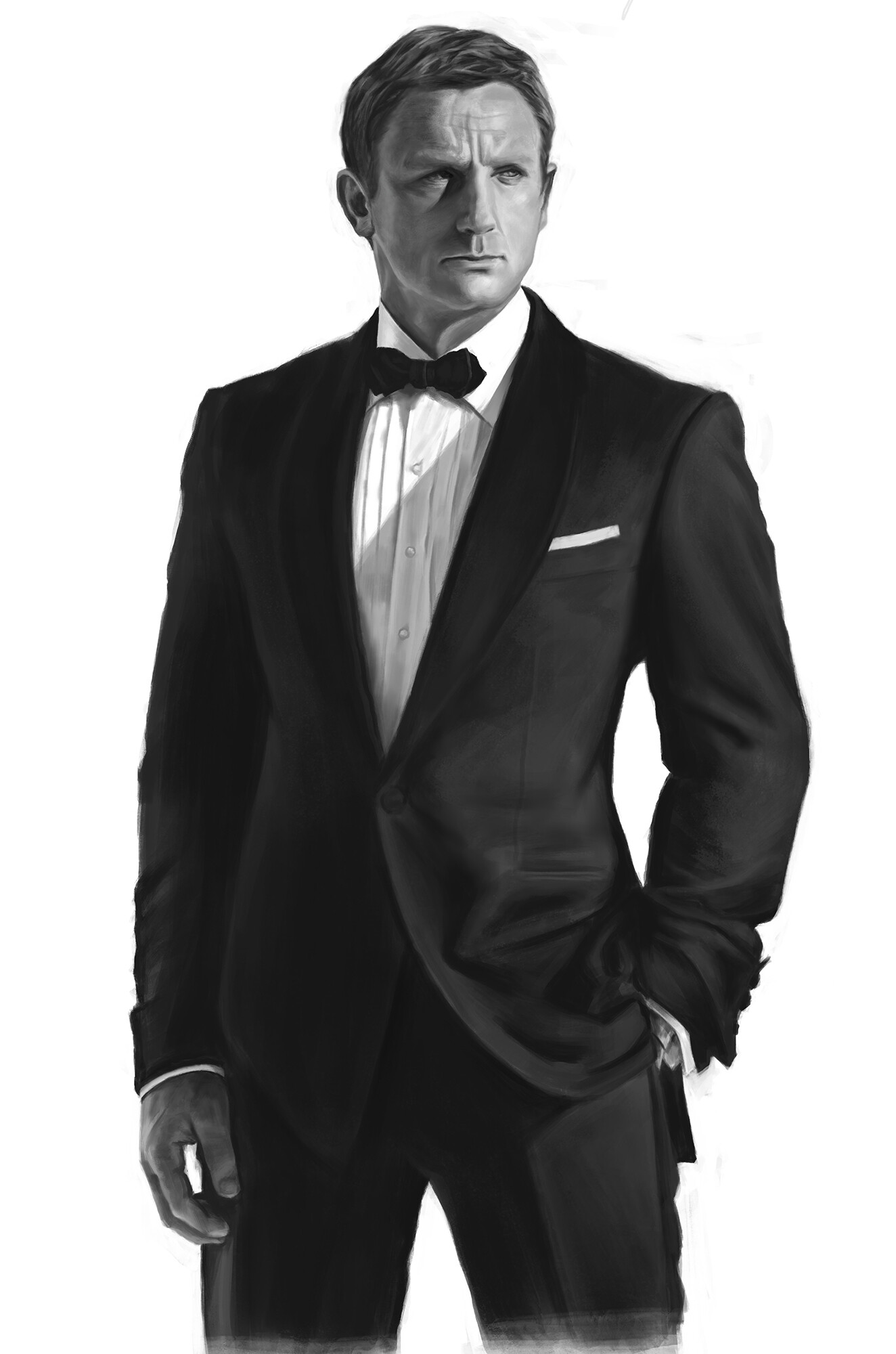 007_Daniel Craig