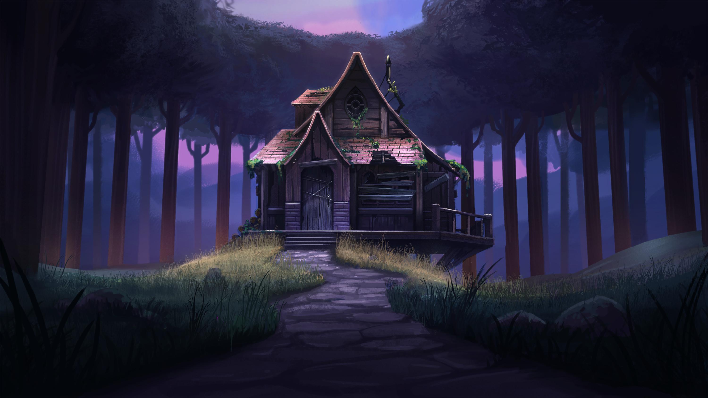 Salem's Hut