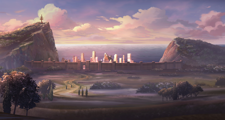 Argus City Reveal