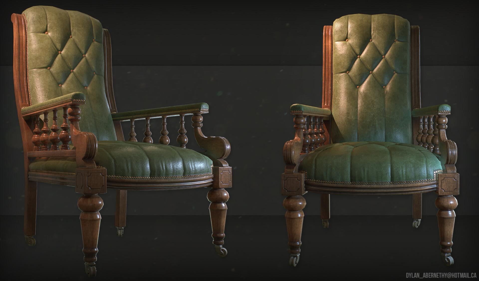 Chair Breakdown 01