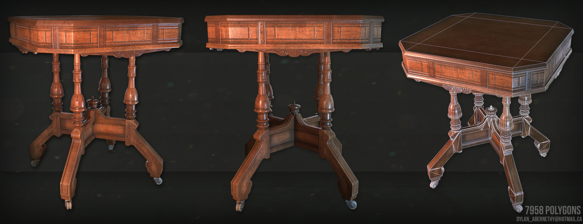Table Breakdown