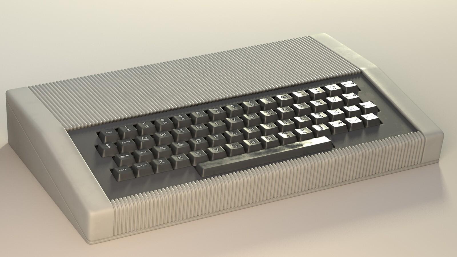 1980's Micro Computer
