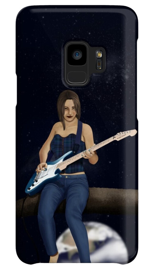 Preview of the Samsung S9 case which can be purchased from my Redbubble store.