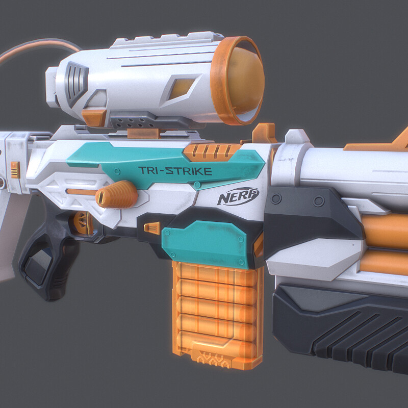 Nerf - Tri Strike