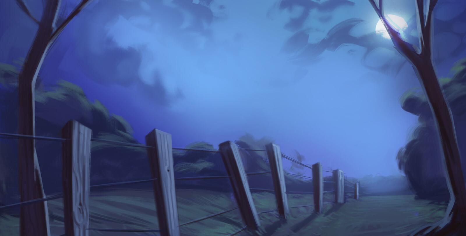 BG extension for animation