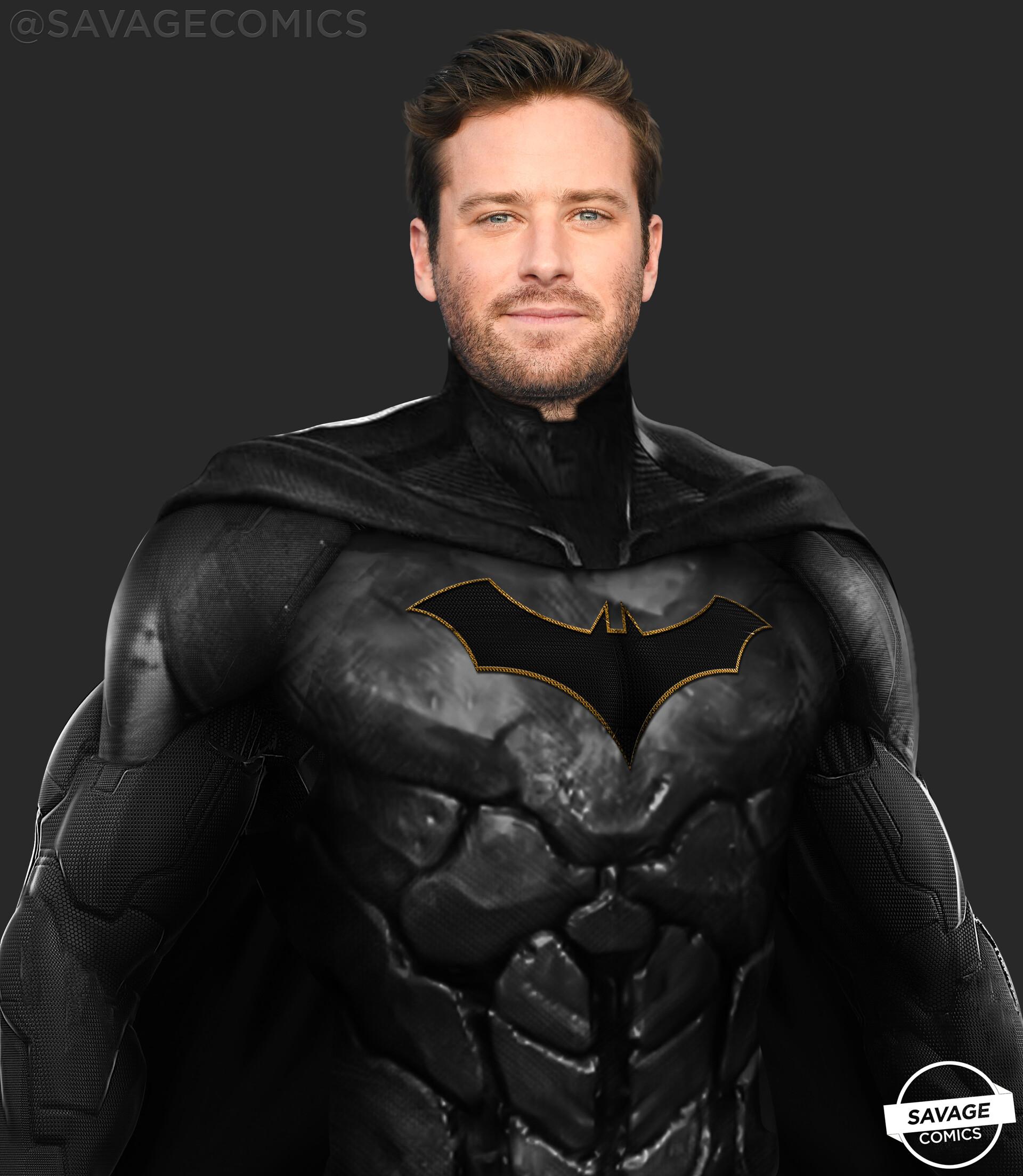 Armie Hammer Batman