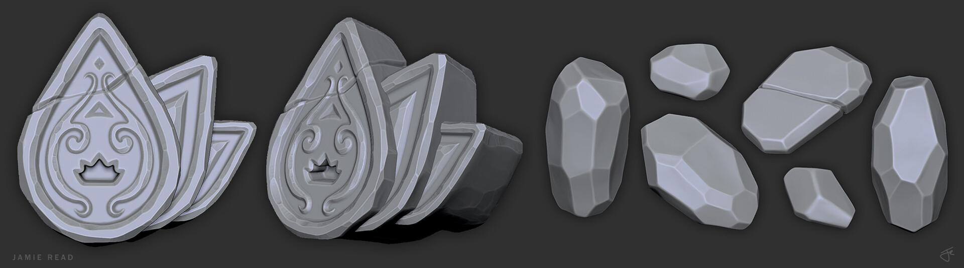 Jamie rex portfolio sacredspring sculpts 02