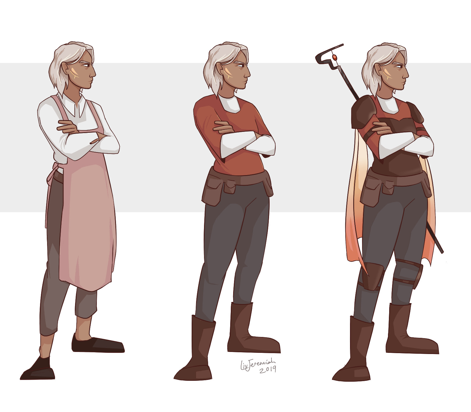 Eyris (D&D Character)