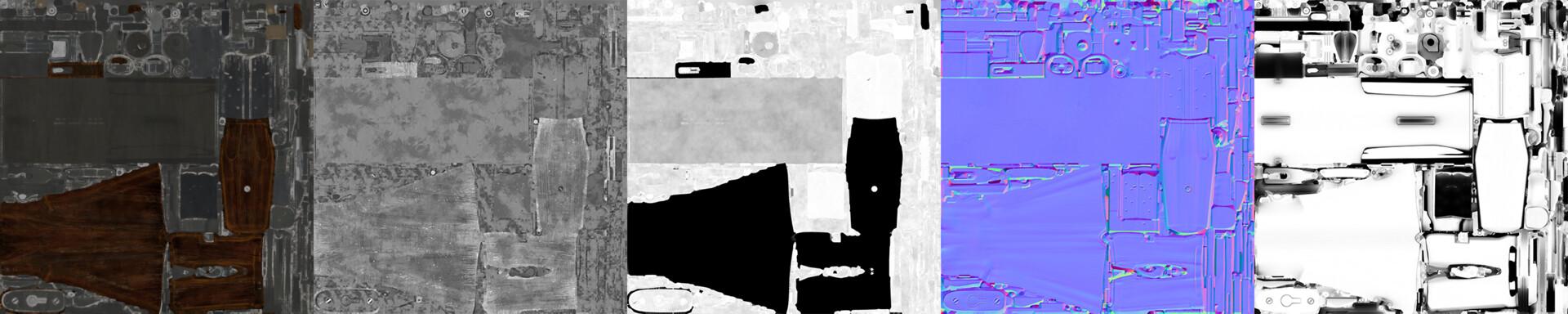 Stefan engdahl textures