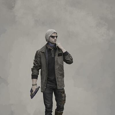 Dmytro veseliy millenium soldier by bradyrain 2