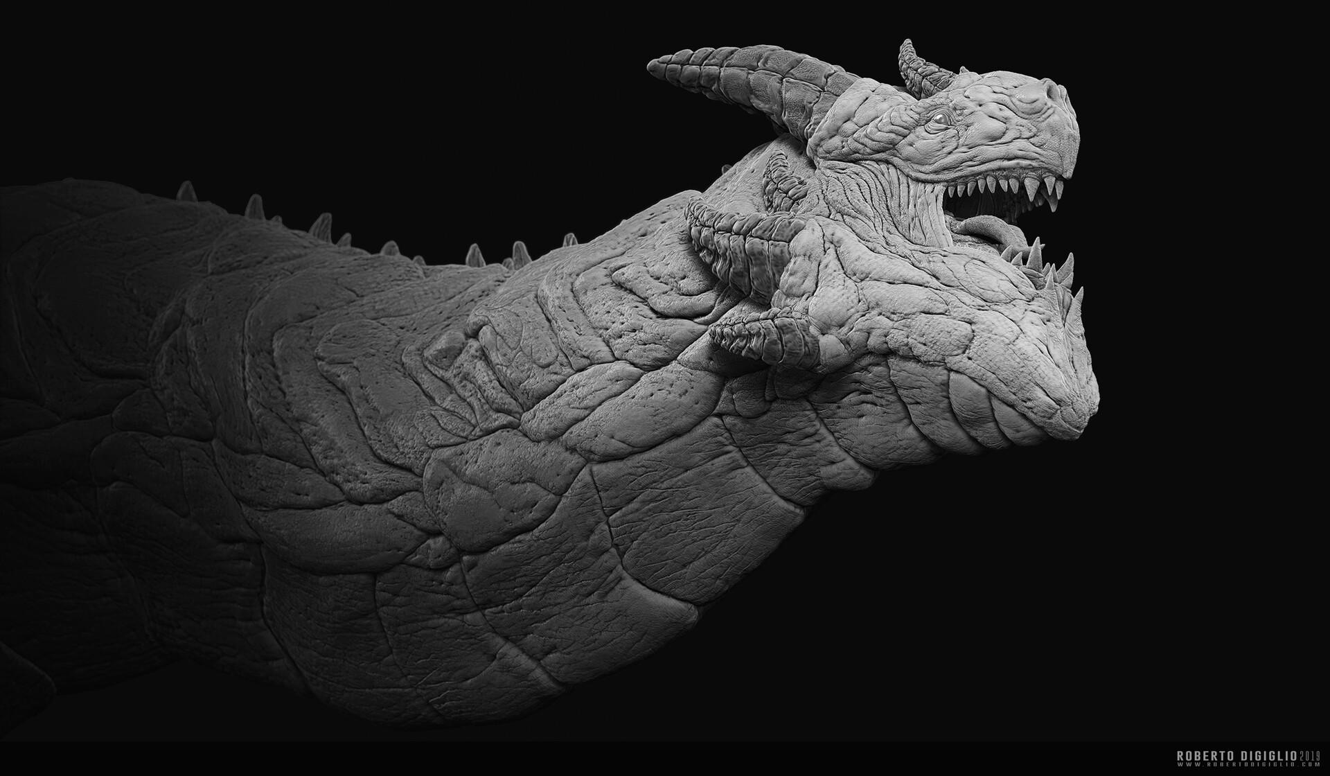 Roberto digiglio dragondoodle3