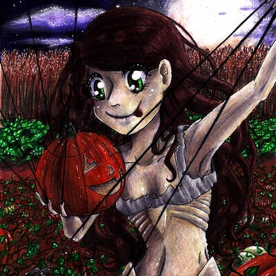 Nasika sakura happy halloween 2012 by nasikasakura d5hmst6 fullview