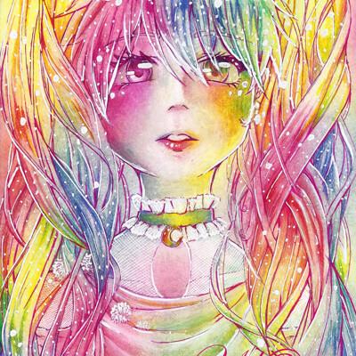 Nasika sakura prismatic by nasikasakura d6go4vl fullview