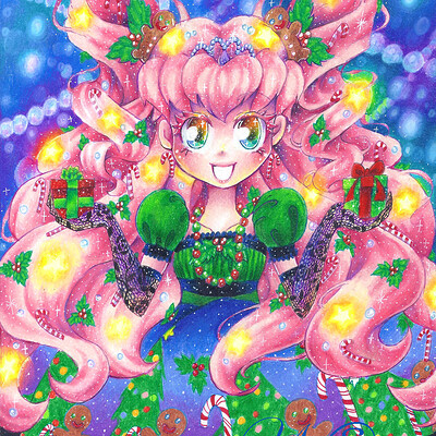 Nasika sakura a very baby christmas by nasikasakura d8bt49w fullview