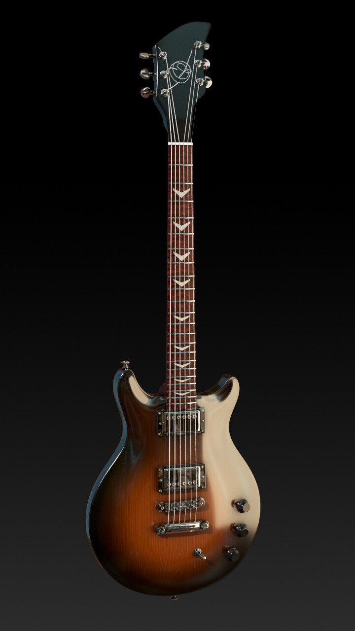 Doug brown guitar2