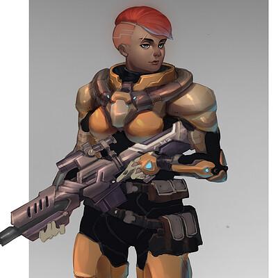 Charlo nocete armor3