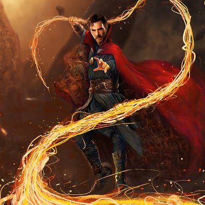 Madison thames doctorstrange