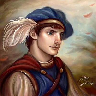 Dimitris karakousis someday my prince will come