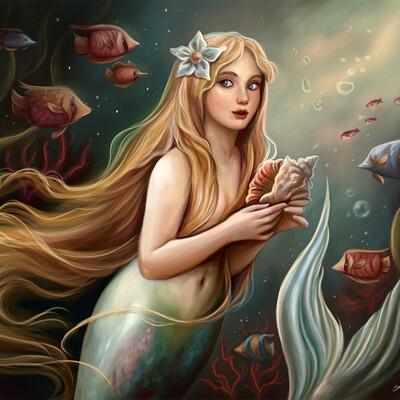 Dimitris karakousis little sea princess