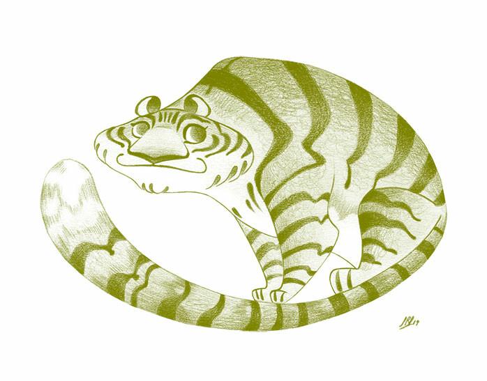 Sara ruiz prado 4 tigre