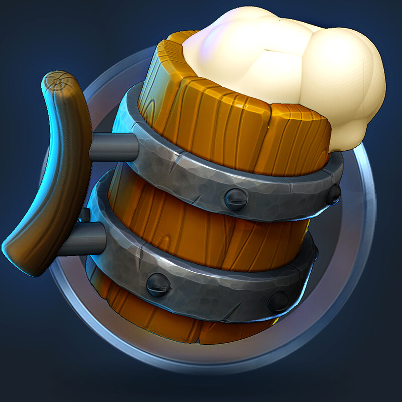 Tavern Tankard Icon
