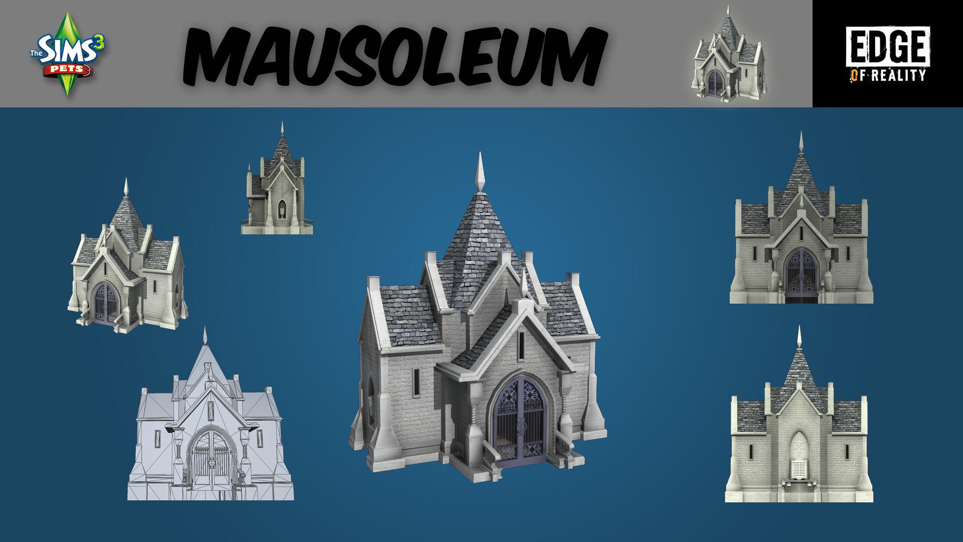 Markel milanes mausoleum