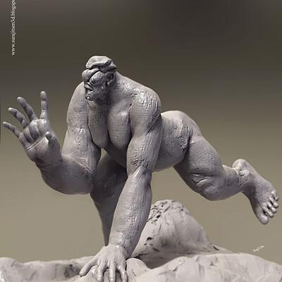 Surajit sen snog digital sculpt surajitsen feb2019