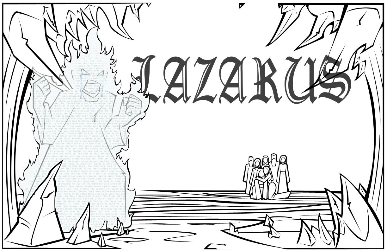 Jason licht lazarus