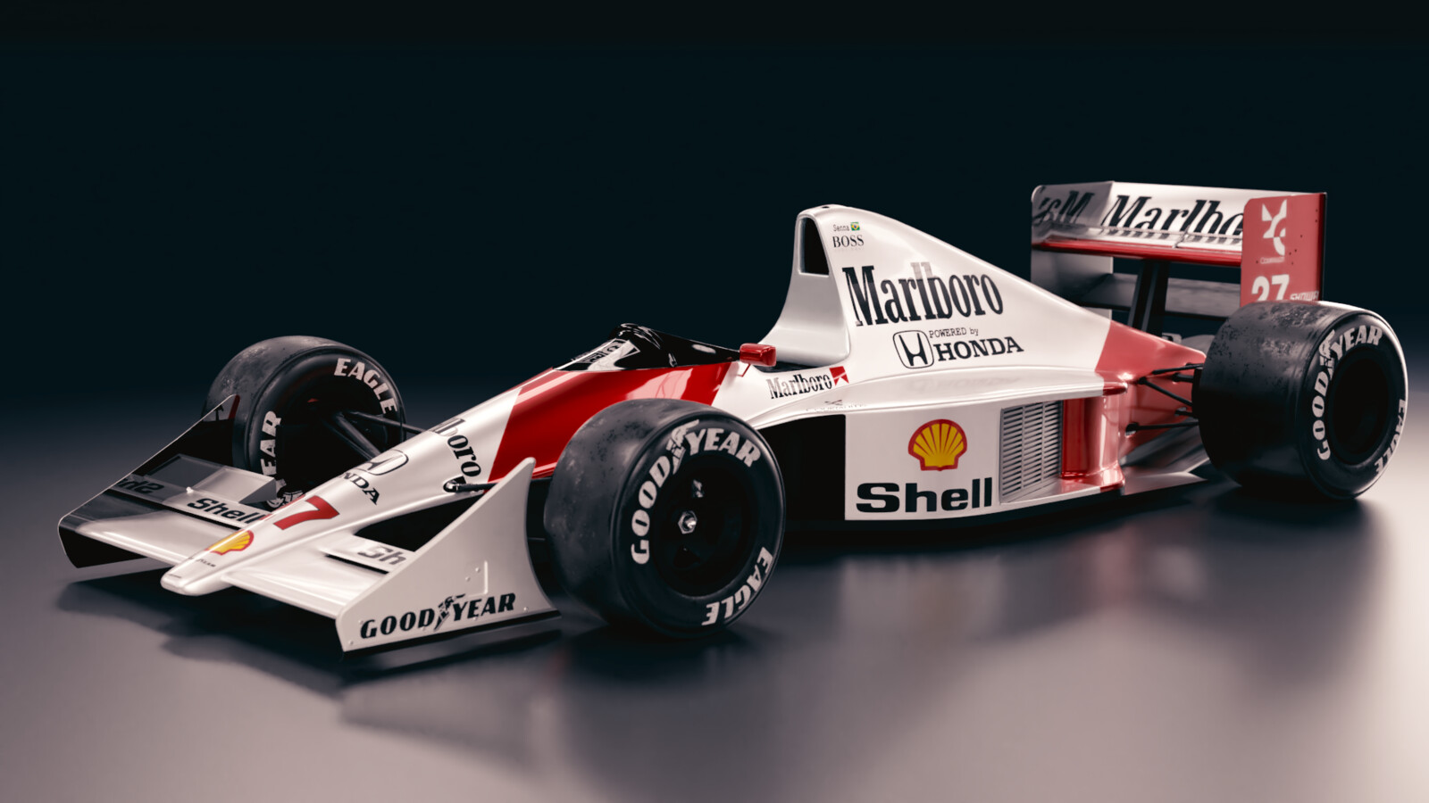 McLaren Honda one more time