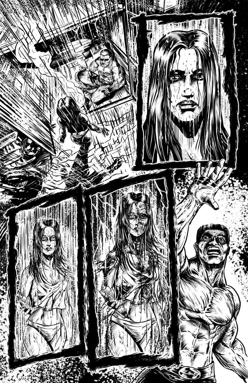 Johnny Saturn: Spiral City Noir, pg5