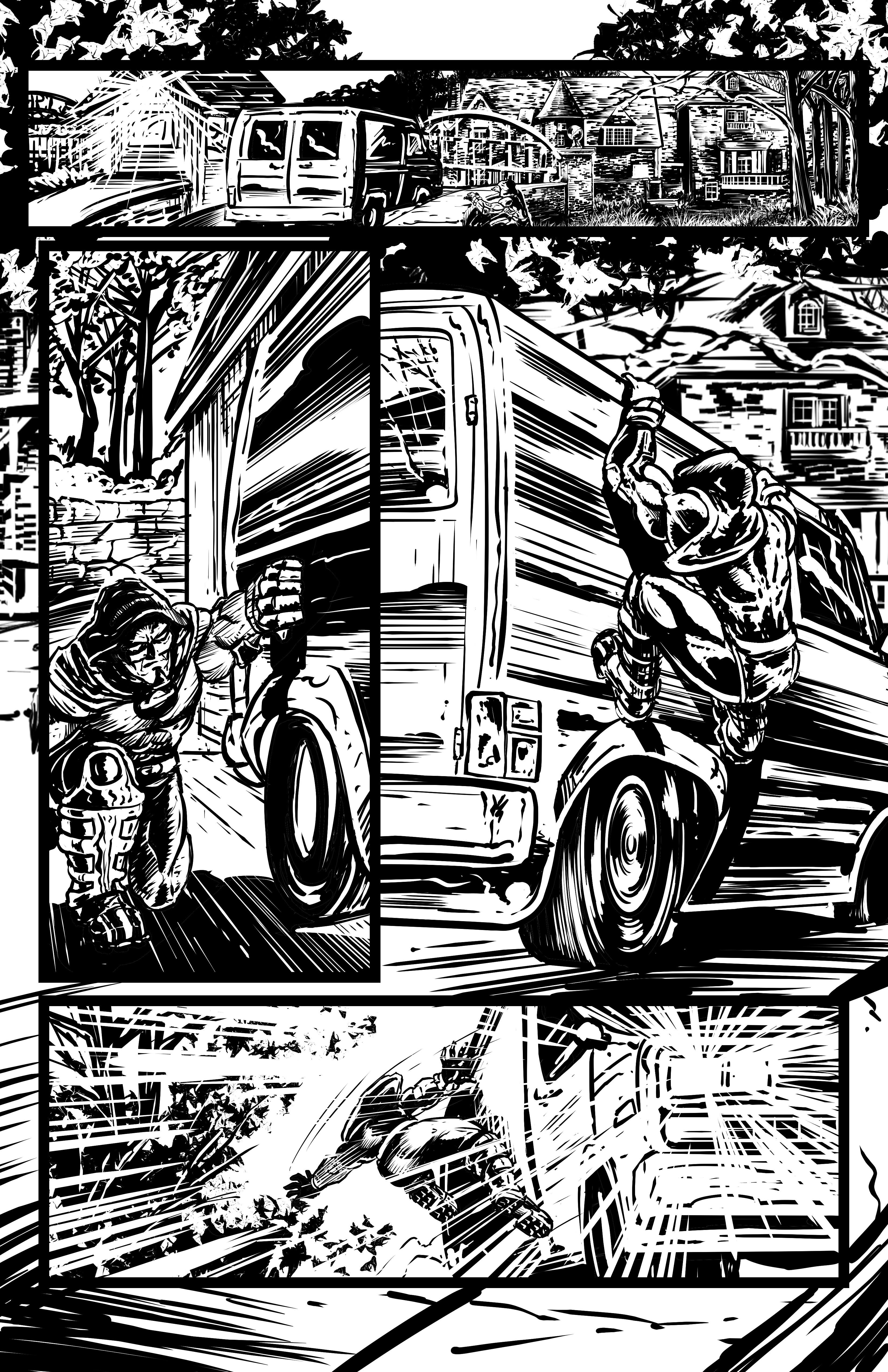 Johnny Saturn: Spiral City Noir, pg8