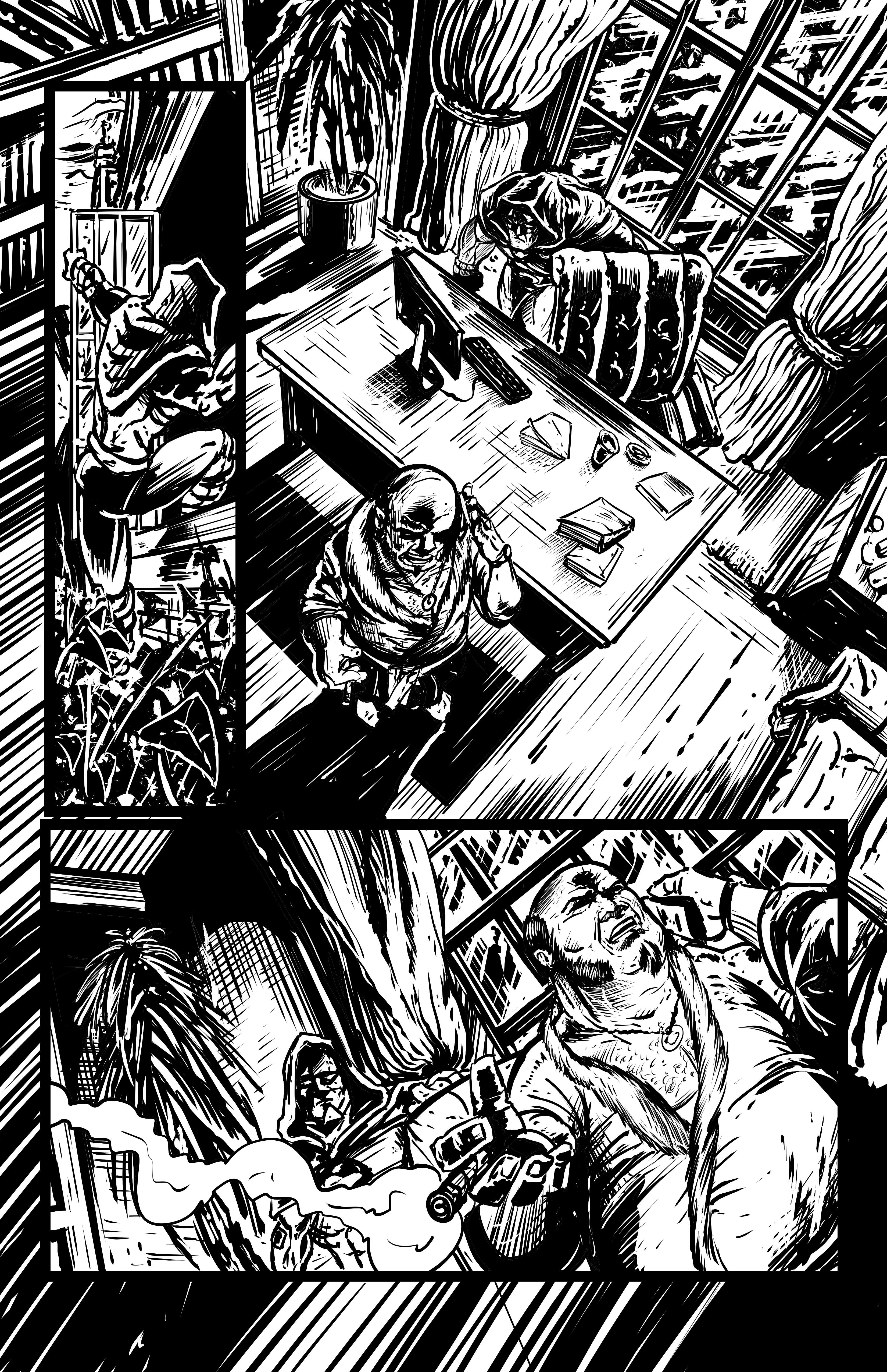 Johnny Saturn: Spiral City Noir, pg9