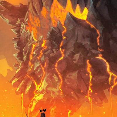 Anato finnstark the king s journey the guardian of wrath by anatofinnstark dcz4j14 fullview