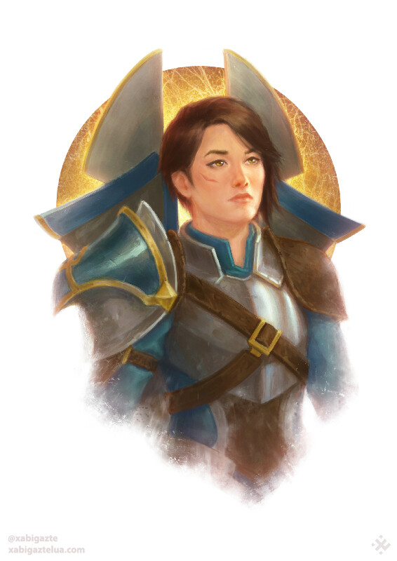 General Amaya - The Dragon Prince