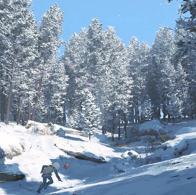 Yuya takeda snowyforest web
